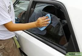 como pulir cristales coche